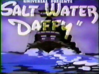 Salt Water Daffy