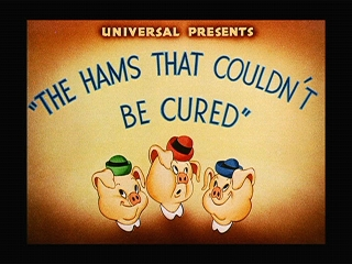 The Hams That Couldn't Be Cured