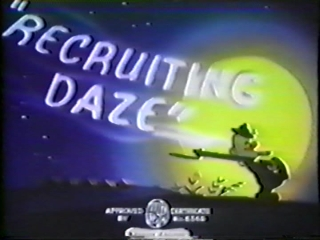 Recruiting Daze