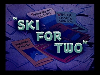 Ski for Two