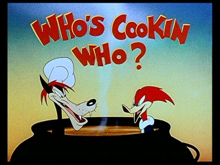 Who's Cookin Who?
