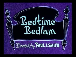Bedtime Bedlam