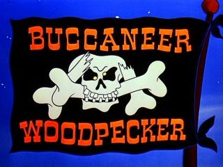 Buccaneer Woodpecker