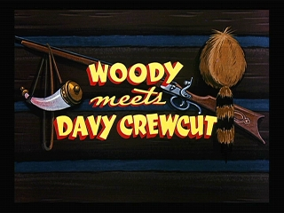 Woody Meets Davy Crewcut
