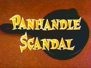 Panhandle Scandal