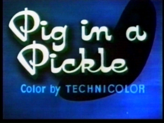 Pig in a Pickle