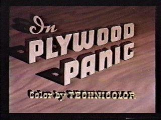 Plywood Panic