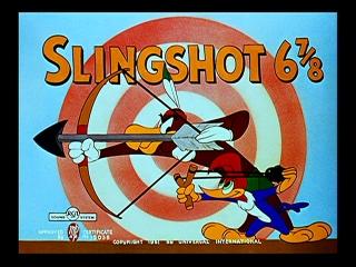 Slingshot 6 7/8