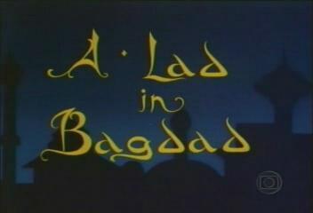 A Lad in Bagdad