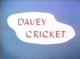 Davey Cricket