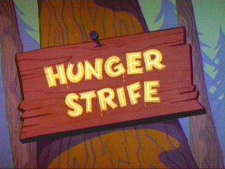 Hunger Strife