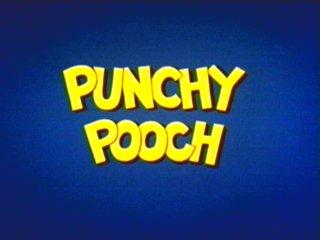 Punchy Pooch