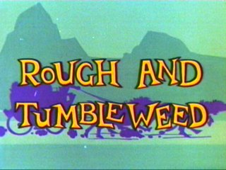 Rough and Tumbleweed