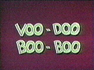 Voo-Doo Boo-Boo