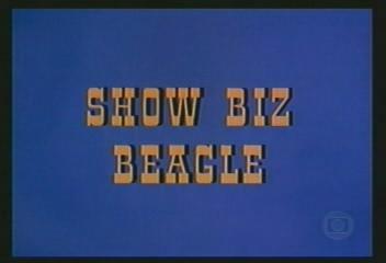 Show Biz Beagle
