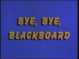 Bye, Bye Blackboard