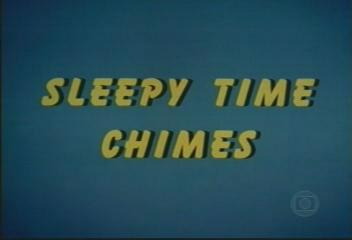 Sleepy Time Chimes