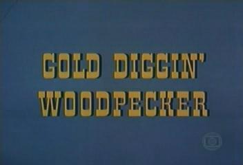 Gold Diggin' Woodpecker