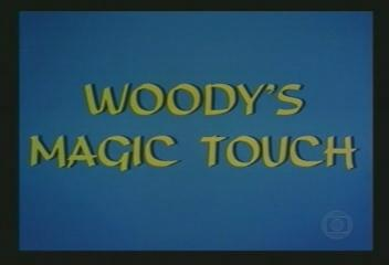 Woody's Magic Touch