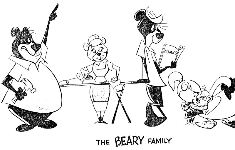 The original Beary Family
