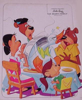 The Walter Lantz Cartune Encyclopedia Cartune Profiles