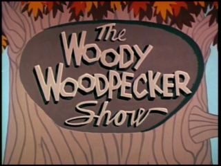 The Woody Woodpecker Show: Spook-a-Nanny