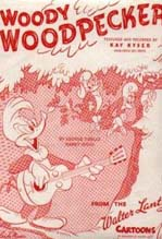 The Woody Woodpecker Song