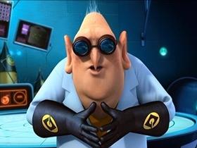 Dr. Nefario - The Internet Animation Database