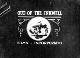 Screenshots from the 1923 Inkwell Studios cartoon Bedtime