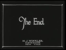 Screenshots from the 1925 Pat Sullivan Cartoons cartoon Felix All Puzzled