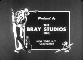Screenshots from the 1926 Bray Studios cartoon Pete