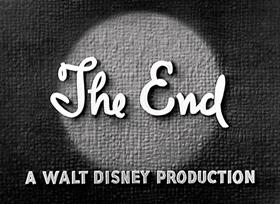 Screenshots from the 1929 Disney cartoon El Terrible Toreador
