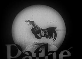 Screenshots from the 1929 Van Beuren cartoon Summer Time
