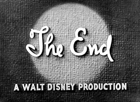 Screenshots from the 1930 Disney cartoon Night