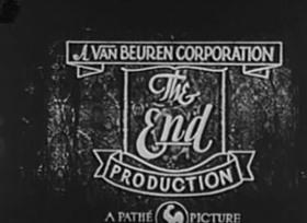 Screenshots from the 1930 Van Beuren cartoon Frozen Frolics