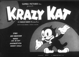 Screenshots from the 1930 Columbia cartoon Bandmaster