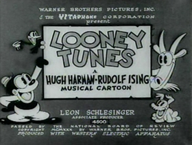 Screenshots from the 1931 Warner Bros. cartoon Big Man from the North