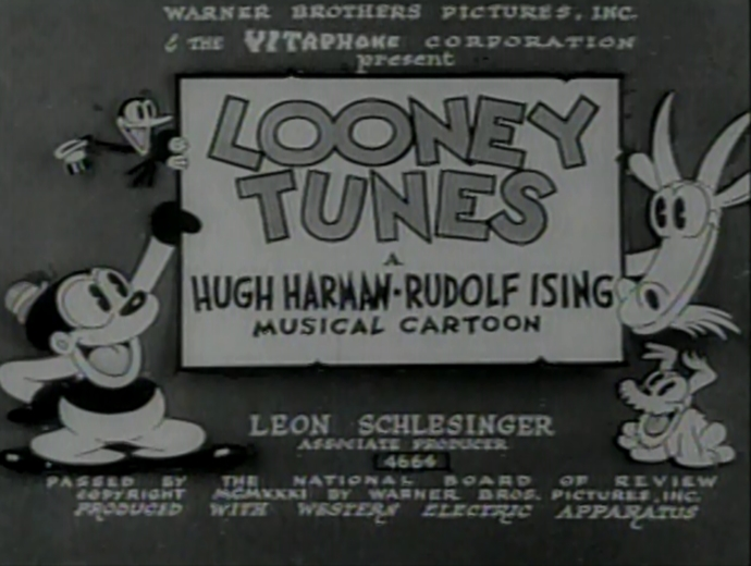 Dumb Patrol 1931 The Internet Animation Database