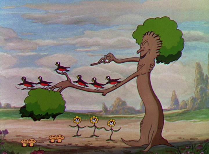 Flowers and Trees (1932) - The Internet Animation Database