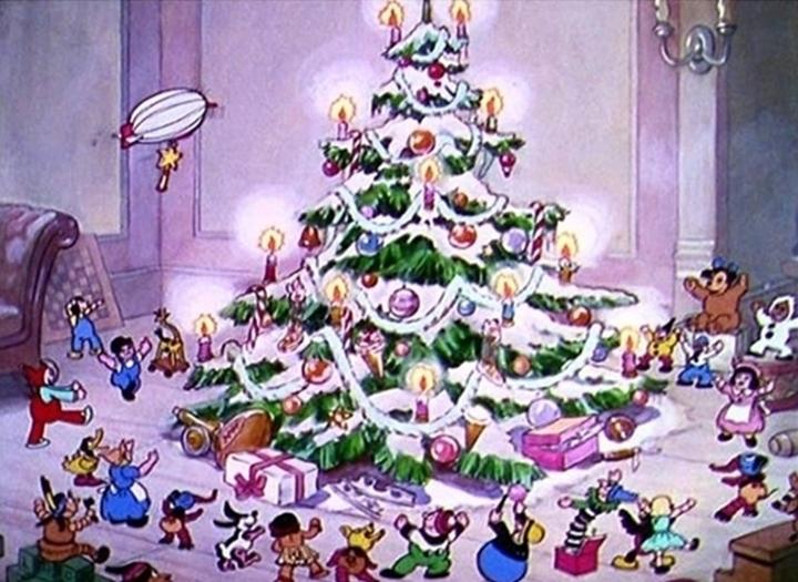 the night before christmas 1933 the internet animation database