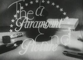 Screenshots from the 1933 Fleischer Studio cartoon Let