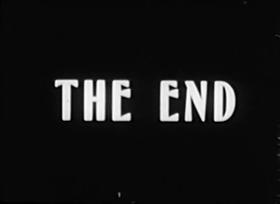 Screenshots from the 1933 Walter Lantz cartoon Beau Best