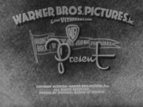 Screenshots from the 1933 Warner Brothers cartoon The Shanty Where Santy Claus Lives