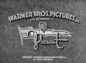 Screenshots from the 1934 Warner Brothers cartoon How Do I Know It