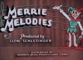 Screenshots from the 1935 Warner Brothers cartoon Those Beautiful Dames