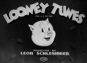 Screenshots from the 1936 Warner Brothers cartoon Milk and Money