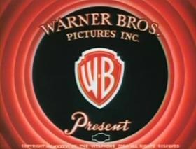 Screenshots from the 1936 Warner Brothers cartoon Don