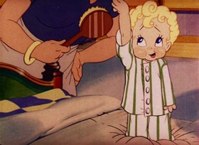 Screenshots from the 1936 Columbia cartoon A Boy and His Dog