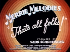 Screenshots from the 1937 Warner Bros. cartoon Egghead Rides Again