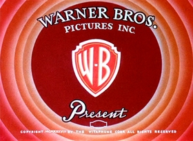 Screenshots from the 1938 Warner Brothers cartoon Katnip Kollege
